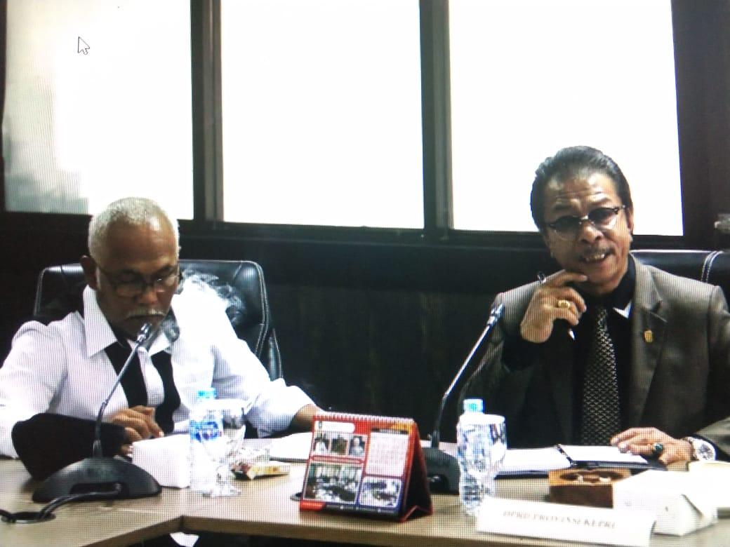 DPRD Gelar Rapat Lintas Komisi Bahas Permasalahan Izin Tambang