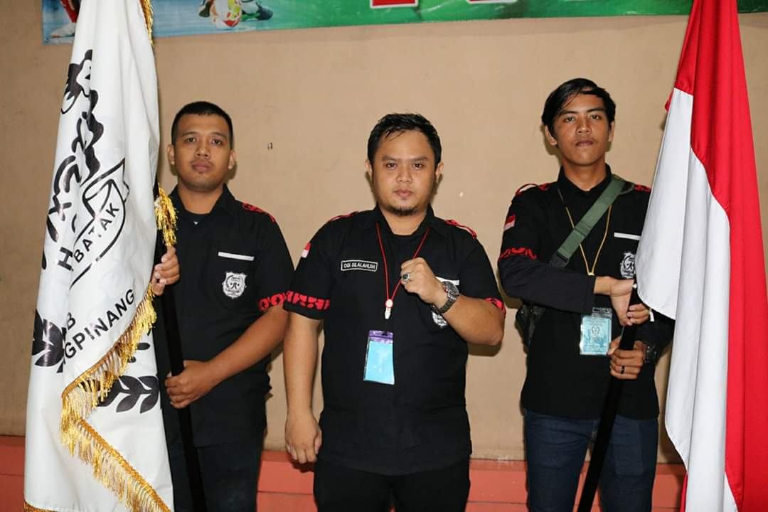Jaga Persatuan Indonesia, GMB Tanjungpinang Tolak Aksi Poeple Power