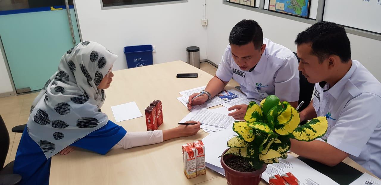 Pabrik Teh dan Garmen di Tanjungpinang Masuk Daftar Panggil BPJS Ketenagakerjaan