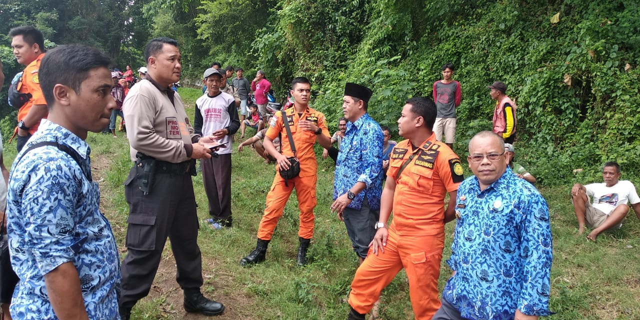 Korban Tenggelam di Bendugan Way jepara Akhirnya di temukan