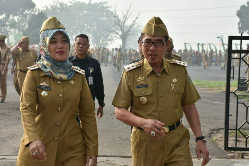 Gub dan Wagub Lampung Kunjungi Lampung Timur