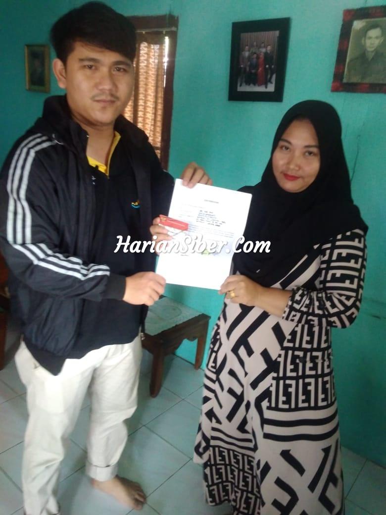 Merasa Telah Mampu, Ibu Ari Nur Eka mundur Dari Penerima Bantuan PKH