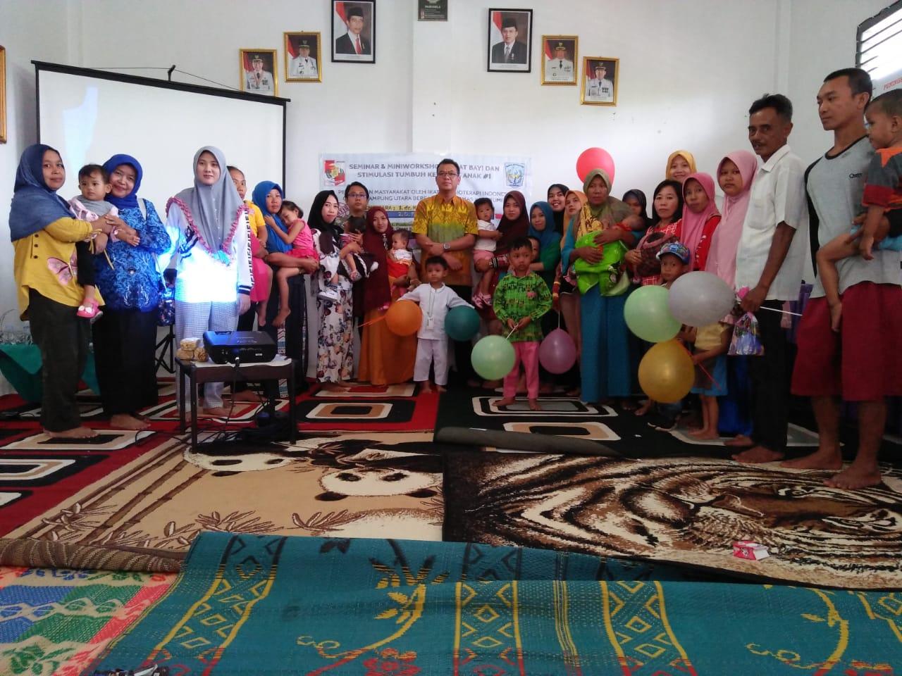 Ikatan Fisioterapi Lampung Utara Gelar Seminar
