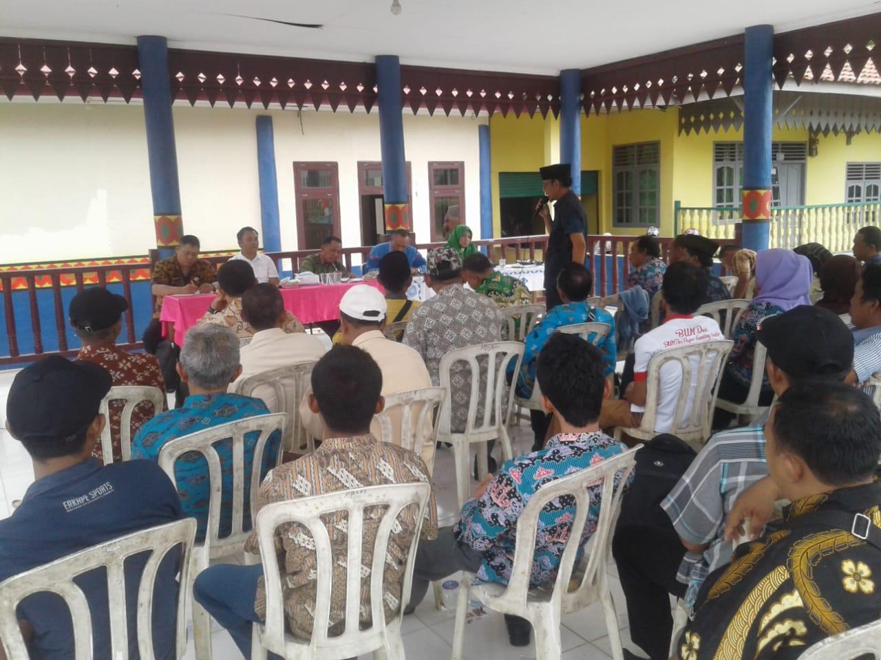 Tingkatkan SDM Bumdes Se Kecamatan Abung Selatan Gelar Pelatihan