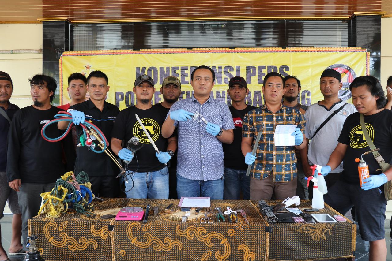 Tersangka Pencuri Sarang Burung Walet Ini Tewas Tertembak Polisi