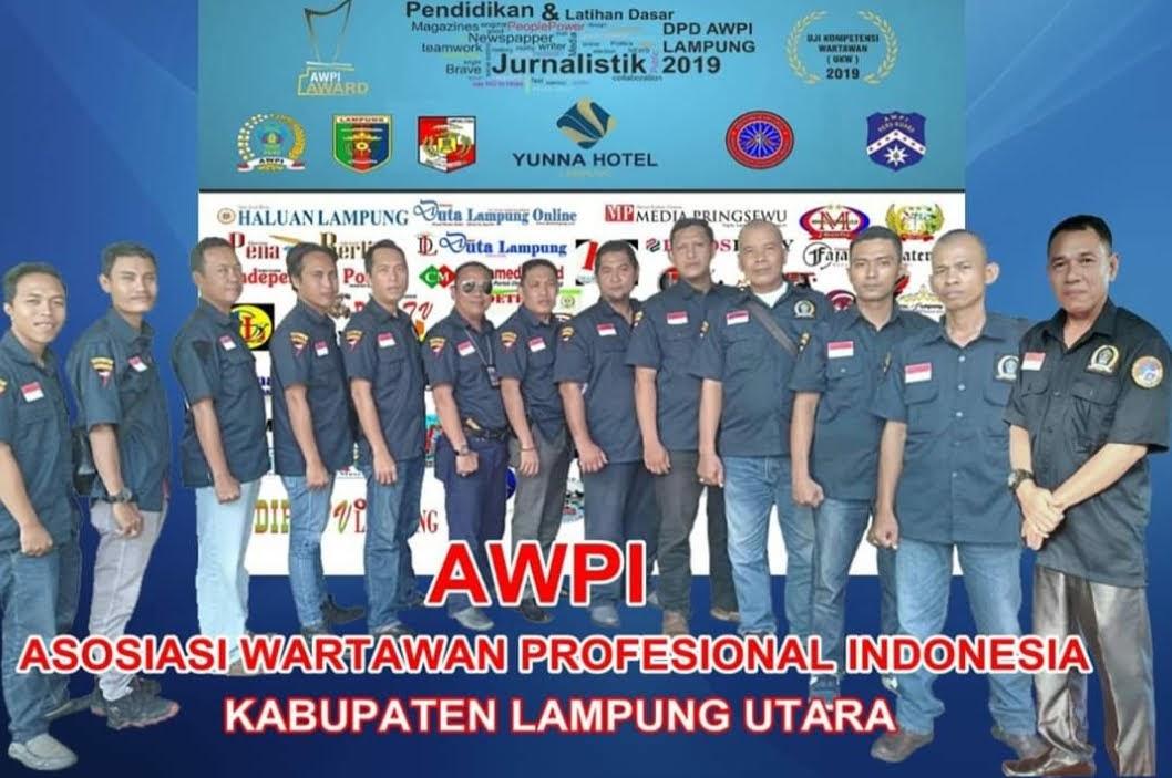 Ini Pesan AWPI Untuk Anggota Dewan Lampung Utara Yang Baru Dilantik