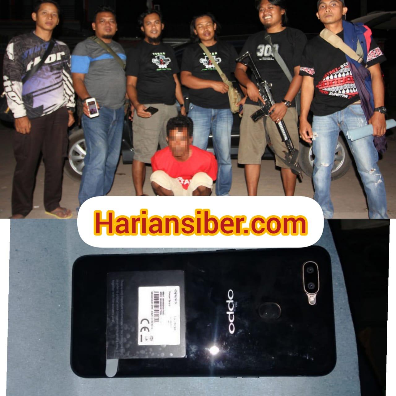Pelaku Pencurian HP di Tubaba Berhasil diringkus Polisi