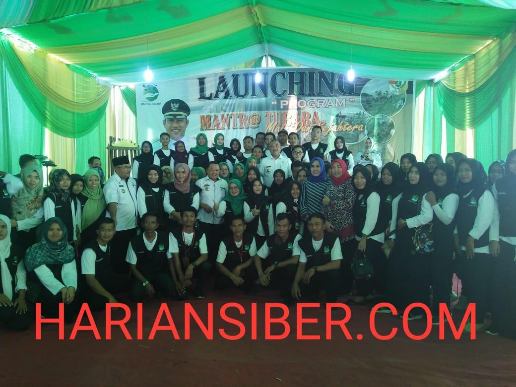Pemkab Tubaba Launcing Program Mantra