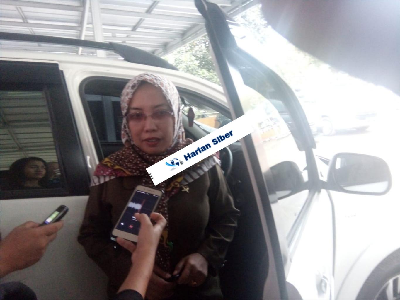 Ketua Pengadilan Negeri Kotabumi Larang Wartawan Untuk Mengambil Gambar