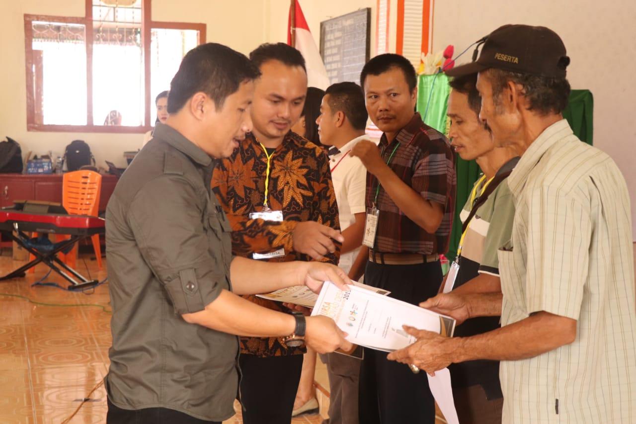 Bursa Inovasi Desa Cluster 3 dibuka Resmi Oleh Asisten 3 Bupati Nias Selatan