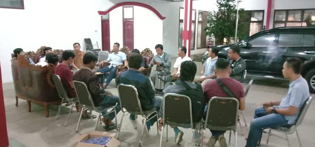 Ketua DPRD Lampung Utara : Saya Bukan Siapa – Siapa Tanpa Media
