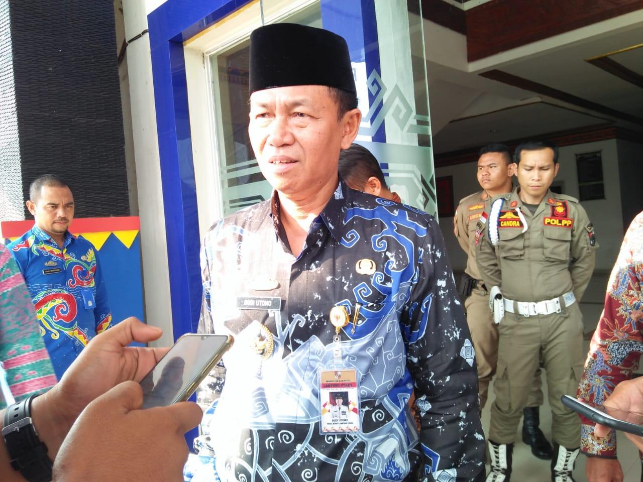 Pemkab Lampung Utara Dukung Kegiatan Bonsai Vaganza 2019
