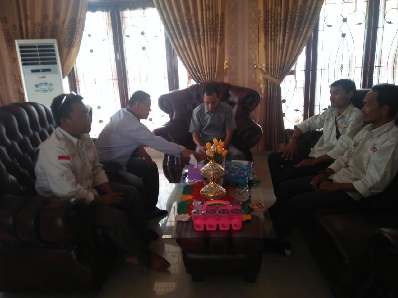 Ketua DPRD Lampung Utara Mendukung Apapun Kegiatan SMSI