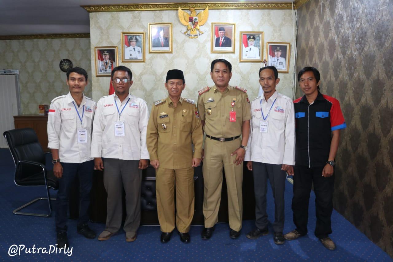 Pemkab Lampung Utara Mendukung Penuh Festival Bongsai Yang digagas Oleh SMSI