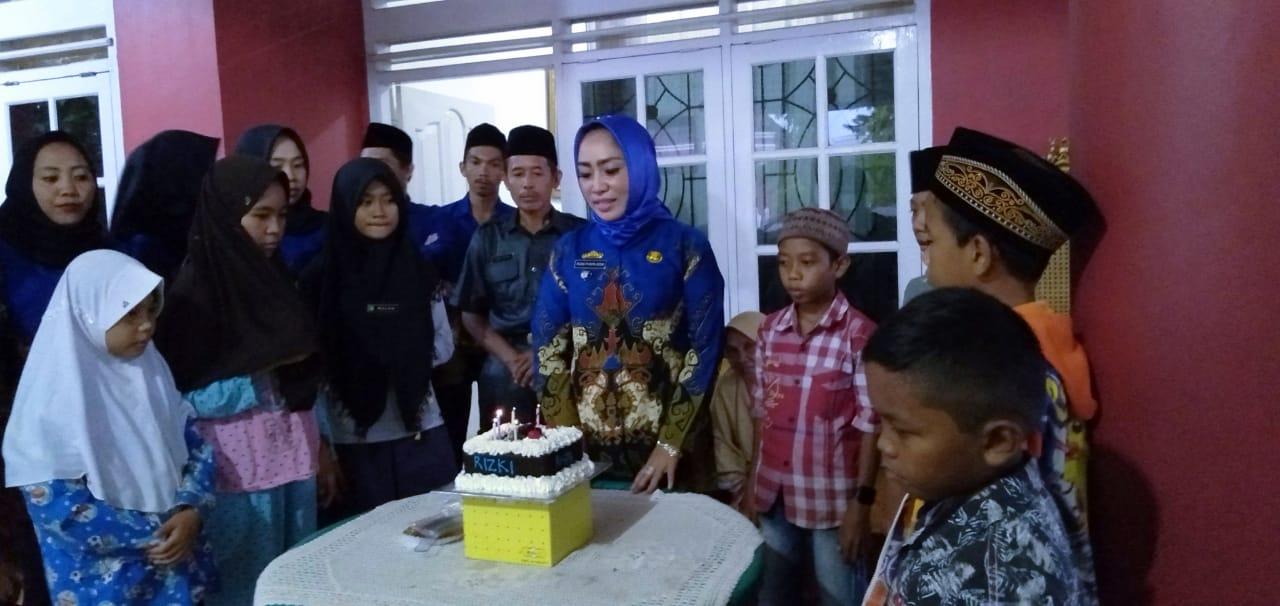 Kepala Desa Cempaka Rayakan Ulang Tahun Ke 39