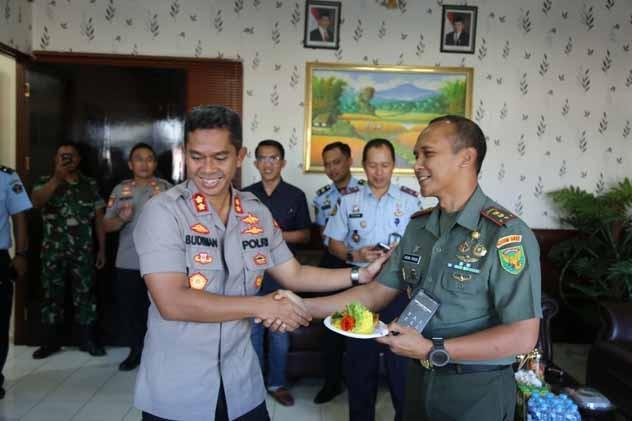 Kapolres Lampung Utara Dapat Kejutan Dari Forkopinda Di Hari Ulang Tahun Ke 44