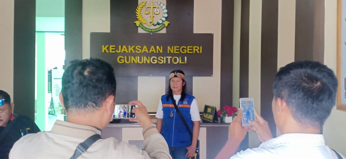 Sadarman Zebua Kecewa Atas Tuntutan Jaksa Negeri Gunungsitoli