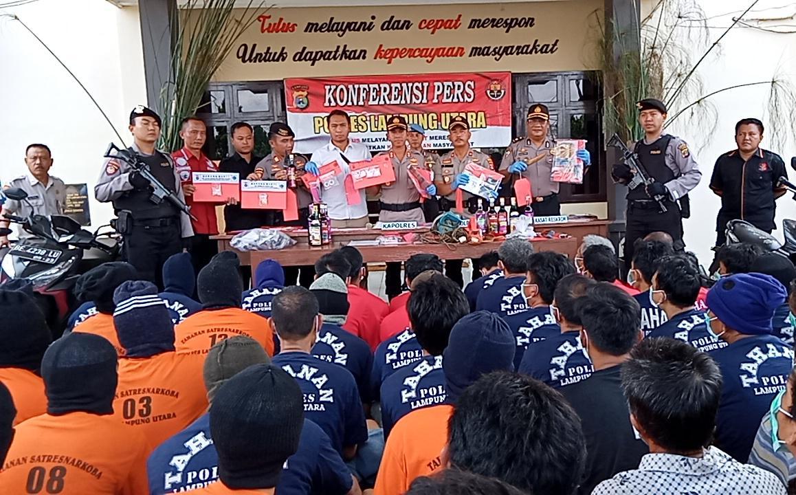 Ini Hasil Operasi Krakatau Tahun 2019