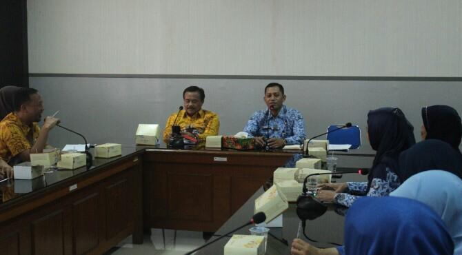 Pemkab Ngawi Belajar Klinik Psikologi Kepada Pemko Tegal