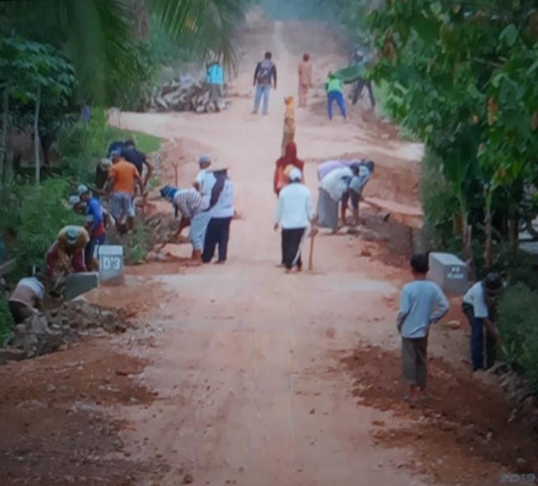 Masyarakat Desa Suka Mukti Sudah Rasakan Dampak Dana Desa Tahun 2019