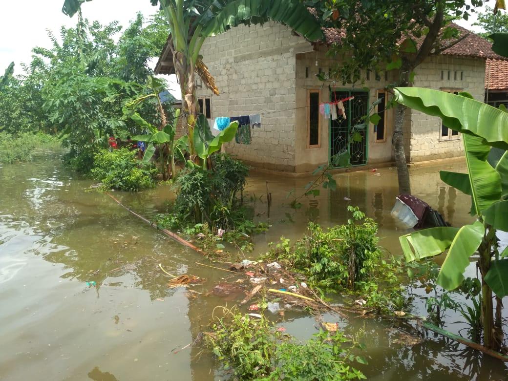 29 Rumah di Kecamatan Kota Bumi Selatan Terendam Banjir