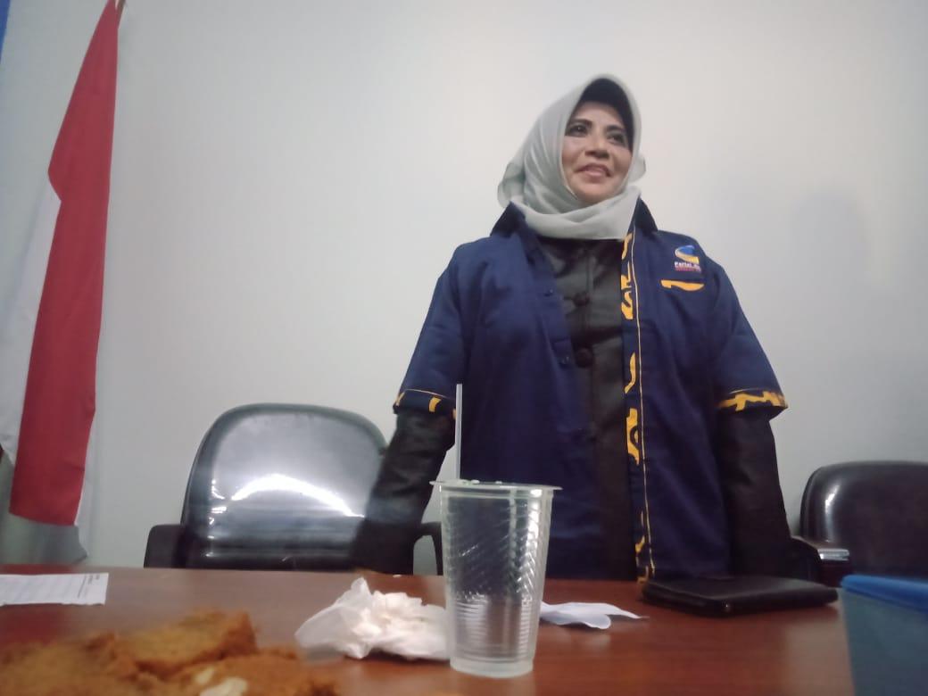 Pindah Partai, Rahma : Saya Lebih dihargai di Nasdem