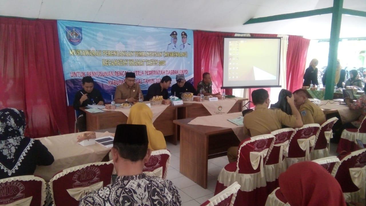 """Wakil Bupati Tegal Sabillah Ardie, Menghadiri """"Musrembang"""