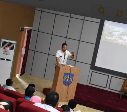 Optimalkan Potensi Peternakan di Kabupaten Tegal Melalui Sekolah Peternakan Rakyat