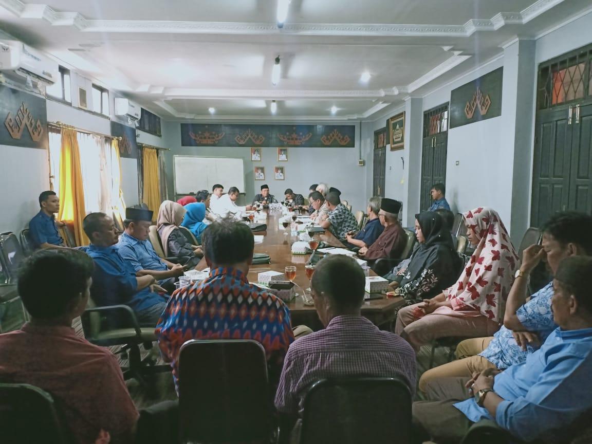 Lagi, DPRD Lampura Gelar Pertemuan Dengan PT TWBP Terkait Limbah
