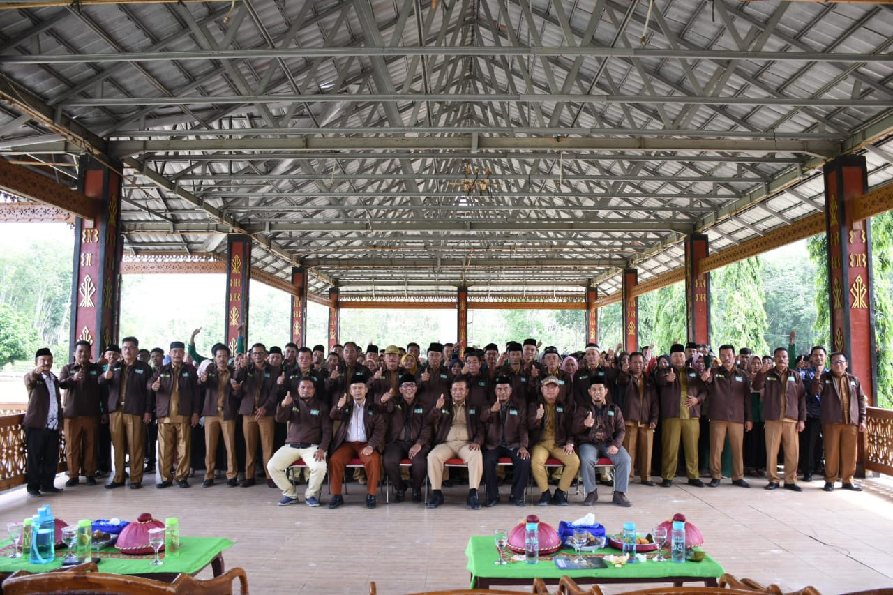 190 Mahasiswa Kota Metro Datang Ke Kabupaten Tulang Bawang Barat