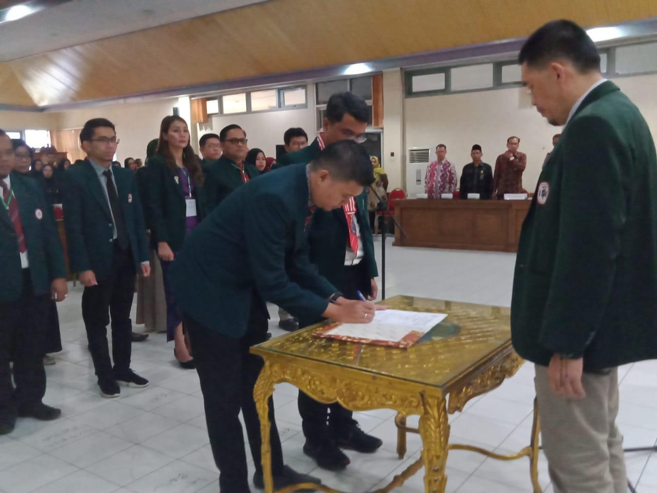 IDI Batang Hari dilantik
