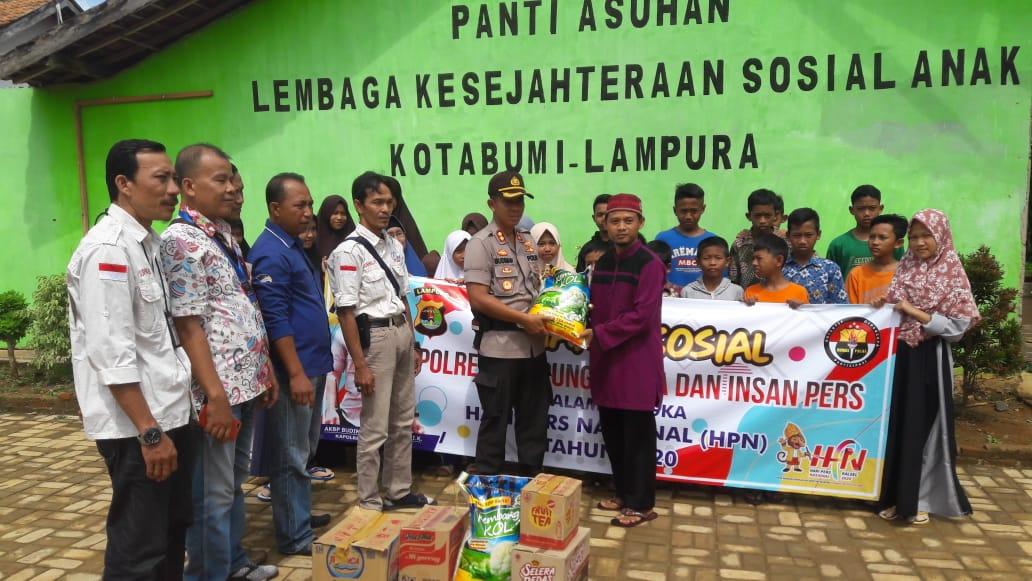 Pondok Pesantren Nurul Mutaqin dan M Soleh Dapat Berkah di HPN