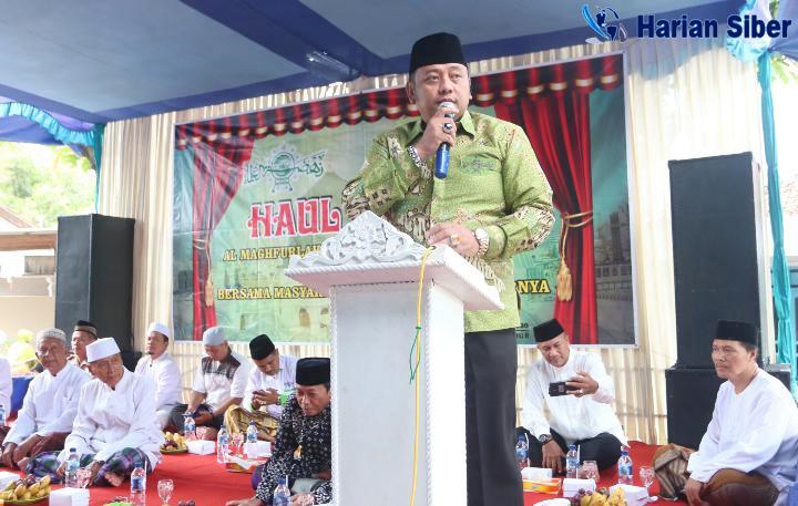 """Peringatan Yang Ke-26 """"Khaul KH. Sulaiman bin Ishaq"""