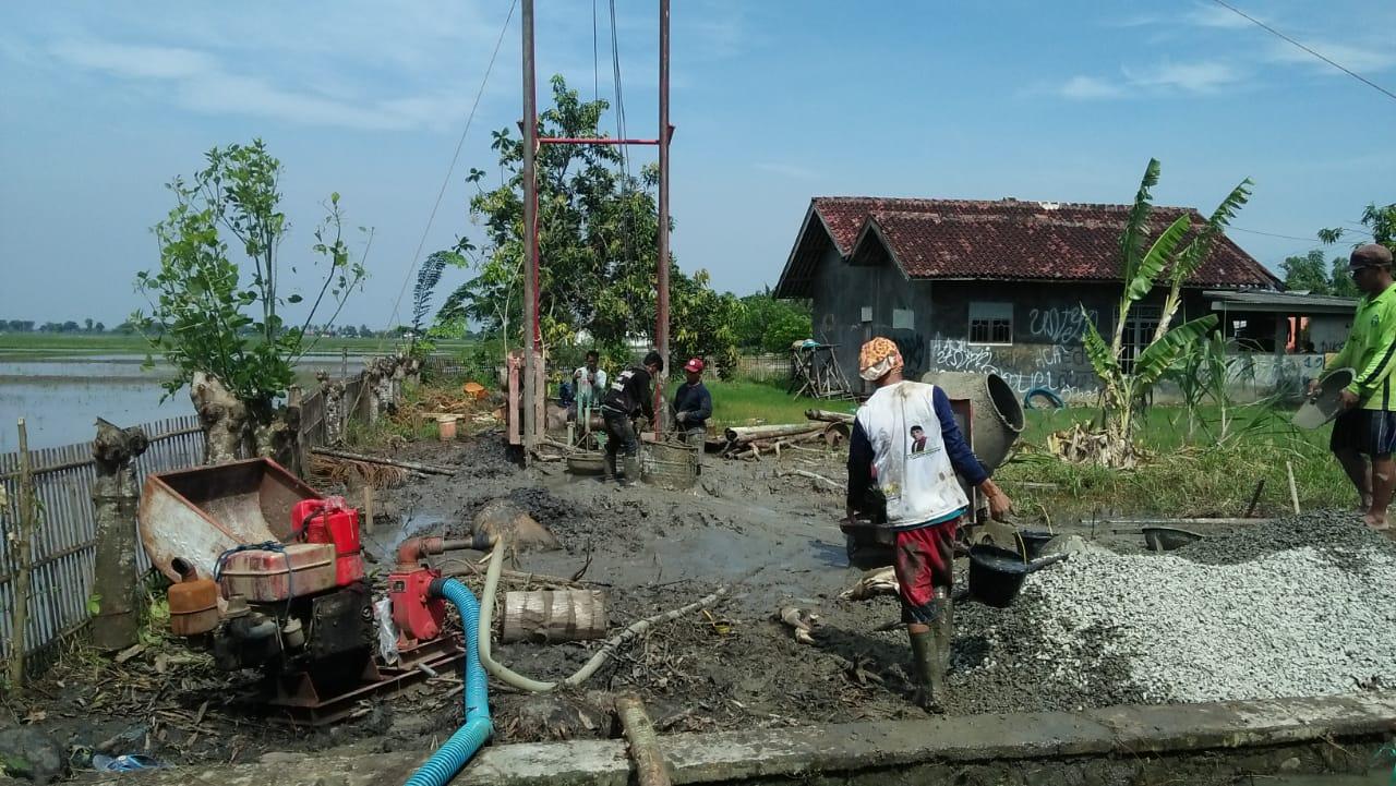 Sekdes Karyabakti: Pembangunan Tower Di Karya Bakti Saya Belum Tahu