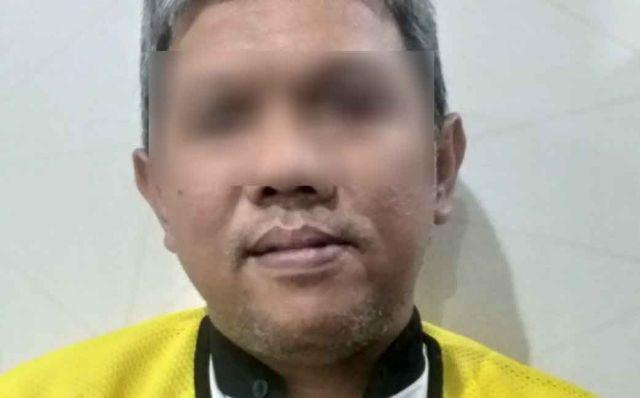Driver Ojok Terciduk Polisi Saat Edarkan Sabu
