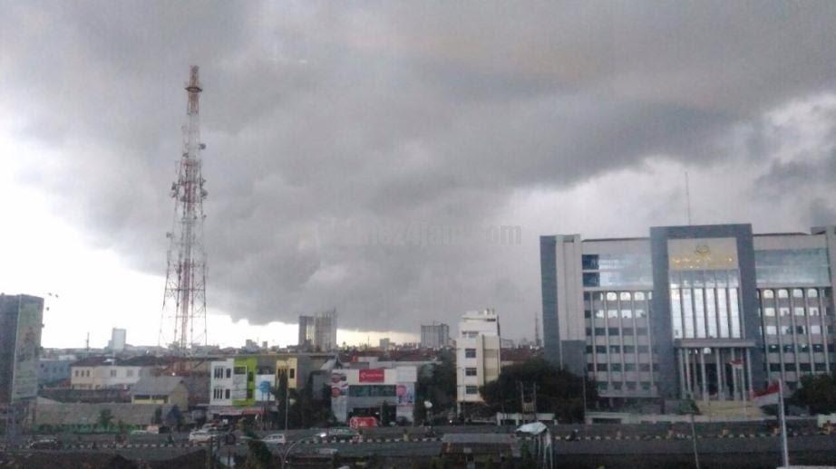 BMKG : Jumat Besok, Kota Makassar Berpotensi Hujan Ringan