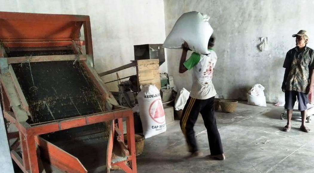 Pemilik Rice Mill Diuntungkan TMMD Pantirejo