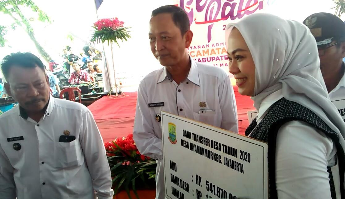 Bupati Karawang Ingatkan Kades Soal Dana Desa