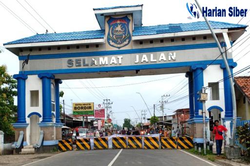 Untuk Pertama Kalinya Di Indonesia, Pemkot Tegal Tutup 49 Titik Jalan