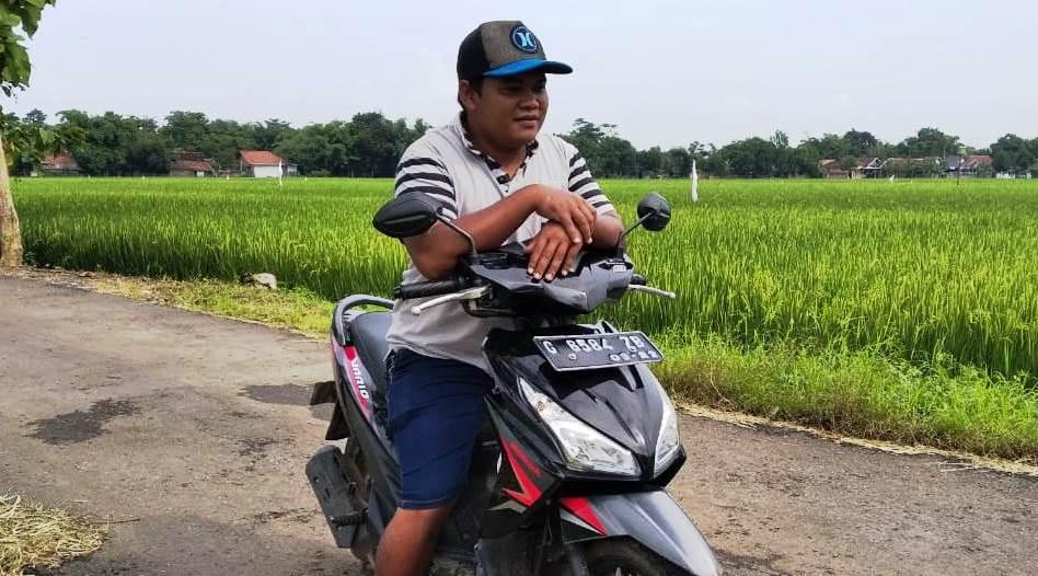 Dengan Dibenahinya Talud oleh TNI, Panen Padi di MT 2 Merata