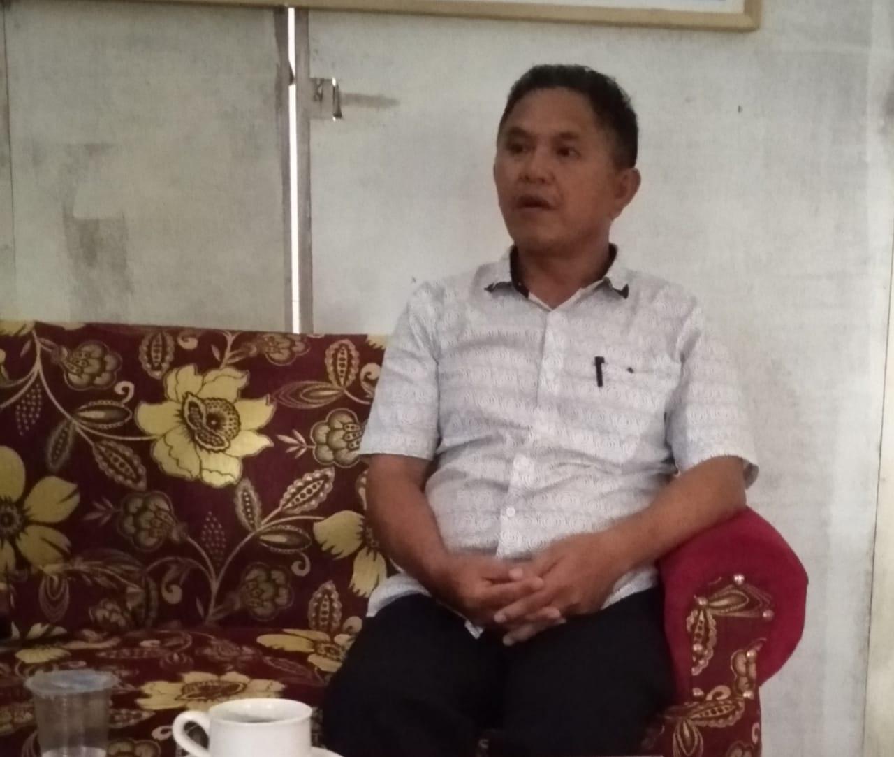 Drs. Sammy Palapa Lega UNBK SMKN 1 Motoling Barat Berakhir Baik dengan Jaringan Memandai