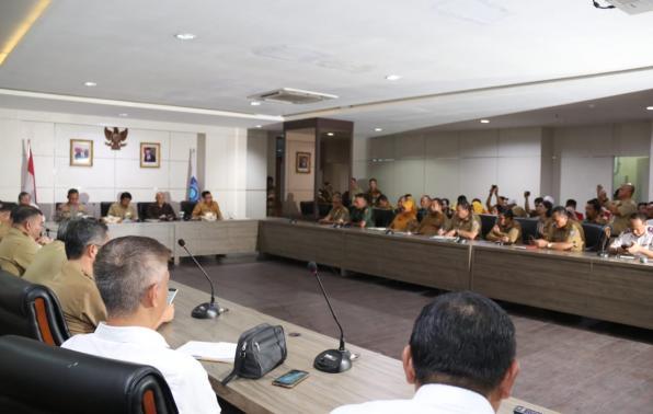 Gubernur Babel Intruksikan Bentuk Satgas Pencegahan Covid – 19