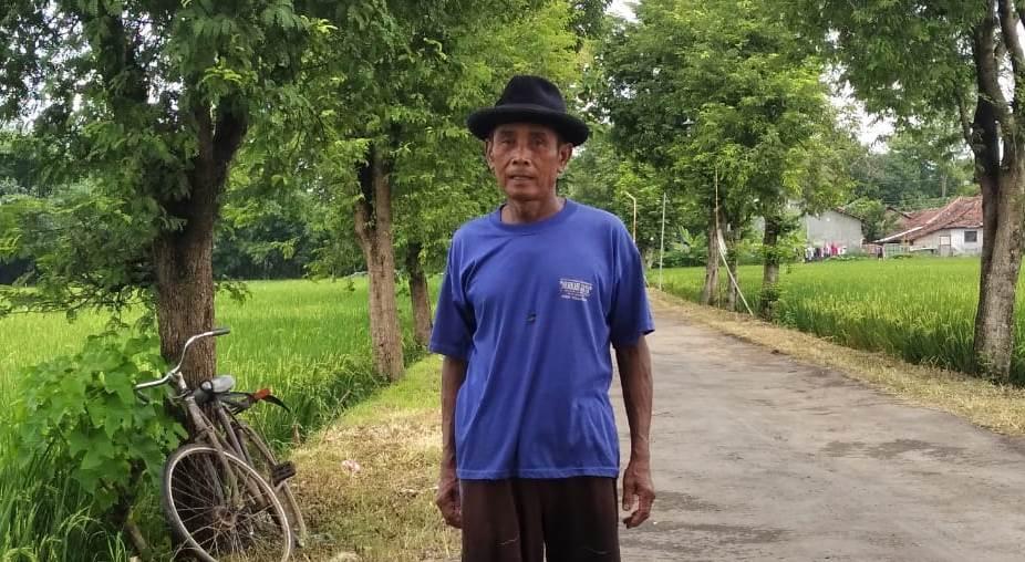 Usai TMMD, Tukang Borong Gabah Ini Akan Serbu Pantirejo