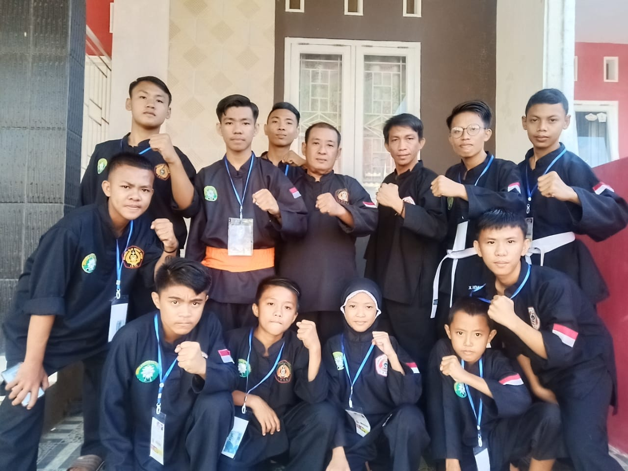 11 Atlit Pencak Silat Asal Lampura, 8 diantaranya telah Berhasil Sabet medali emas, perak dan perunggu