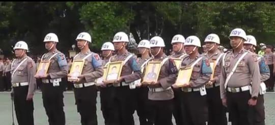 Tidak Di Siplin,10 Anggota Polri Jajaran Polda Jabar di Copot