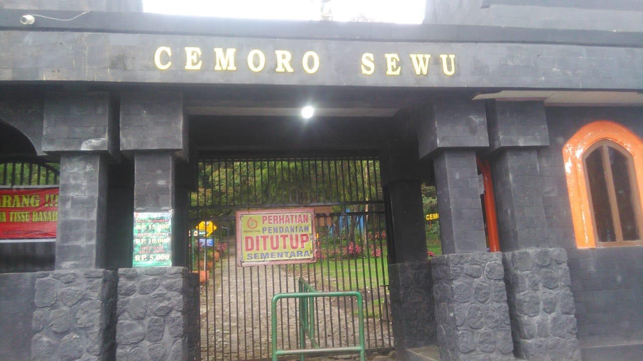 Antisipasi Covid-19, Jalur Pendakian Gunung Lawu ditutup Sementara