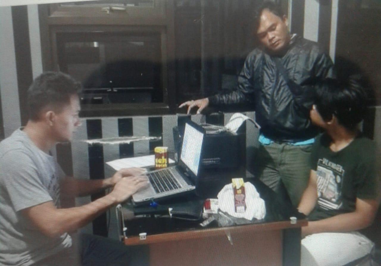 3 Palaku Pengeroyokan di Angkrek Sumedang Di Ciduk Polisi