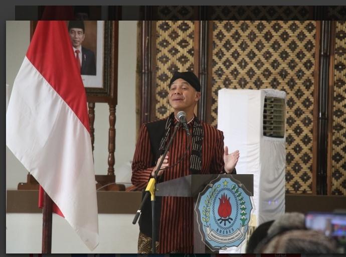 Gubernur Ganjar Apresiasi Penurunan Angka Kemiskinan di Kabupaten Tegal