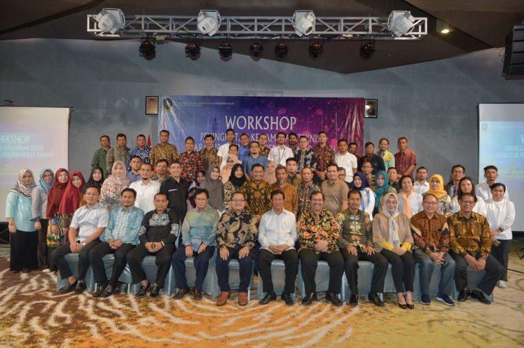 Plt Gubernur Kepulauan Riau; H. Isdianto Ingin Rencana Pembangunan Kepri dapat Mensejahterakan Masyarakat