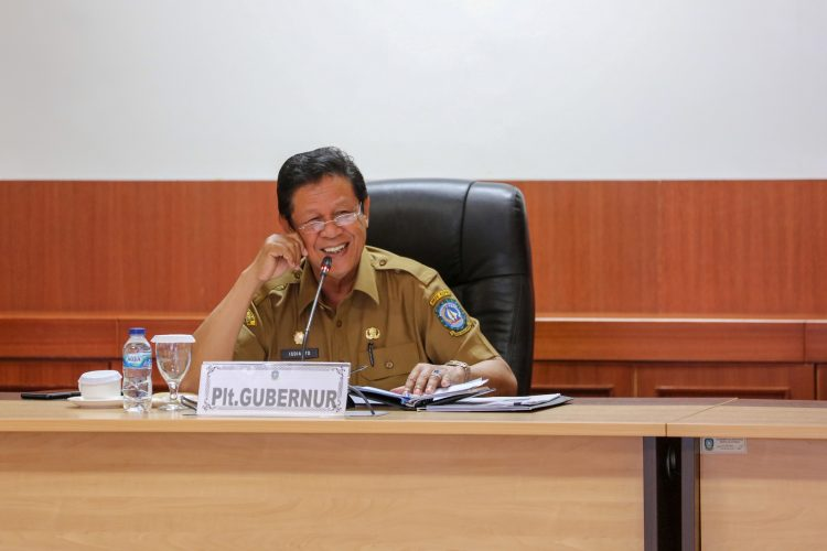 Isdianto Ingatkan Semua Pejabat Pahami Tupoksi